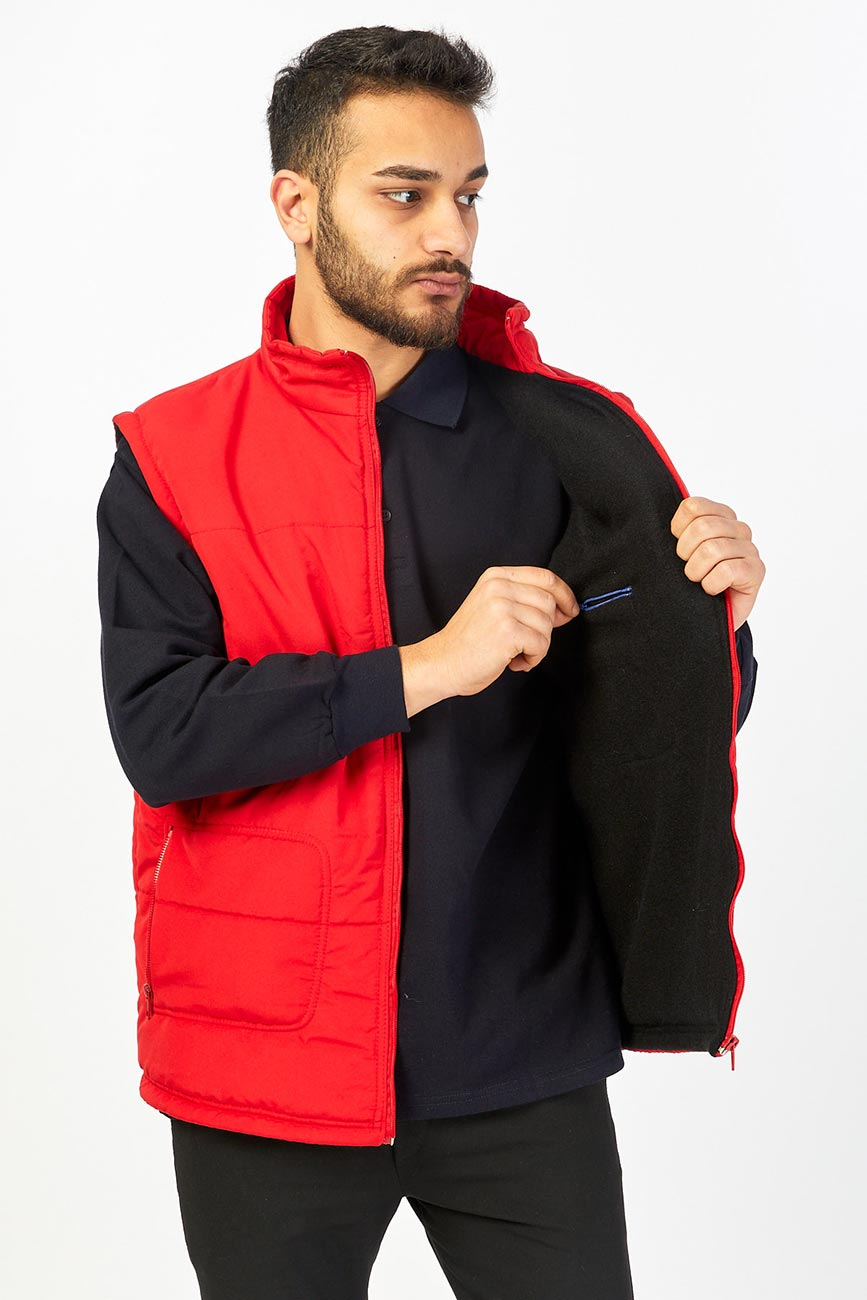 Men's Packable Quilted Puffer Vest